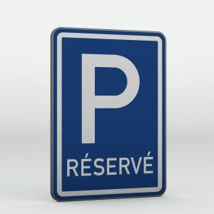 Dopravní značka IP12 | Vyhrazené parkoviště