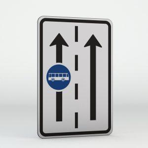 Dopravní značka IP20a | Vyhrazený jízdní pruh