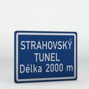 Dopravní značka IS15b | Jiný název