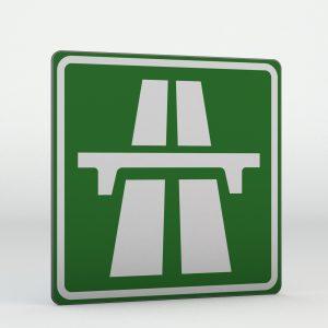 Dopravní značka IZ1a | Dálnice