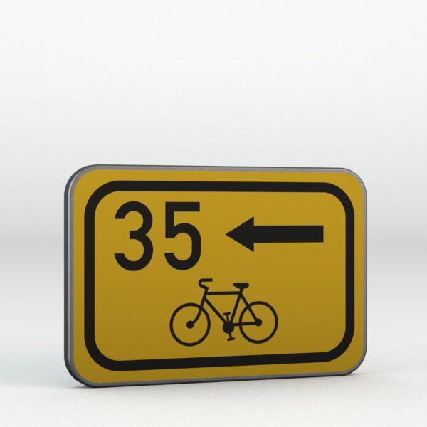 Dopravní značka IS21c