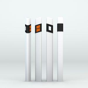 Z11a/b | Směrový sloupek bílý