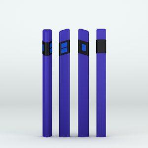 Z11e/f | Směrový sloupek modrý