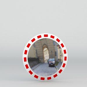 Dopravní zrcadlo ø600